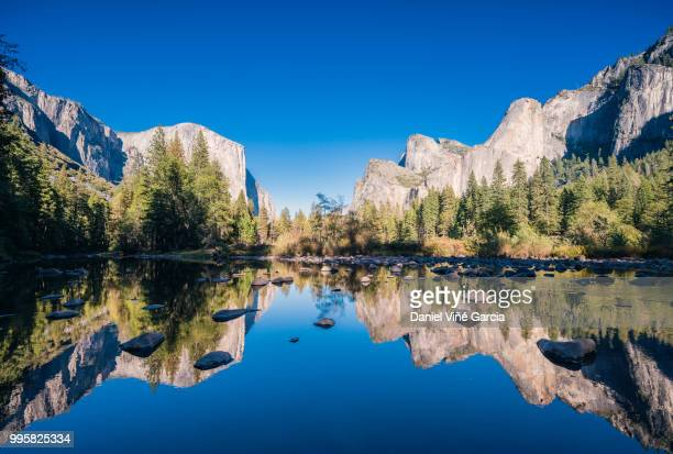 Typical view of the Yosemite National Park.