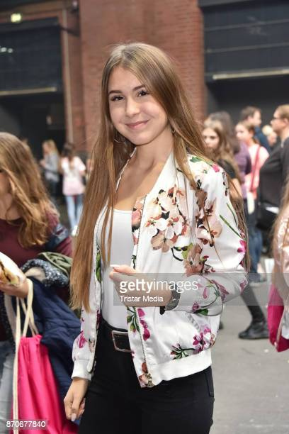 Typisch Kassii attends the GLOW The Beauty Convention at Station on November 5 2017 in Berlin Germany