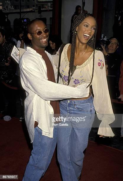 Tyra Banks And John Singleton