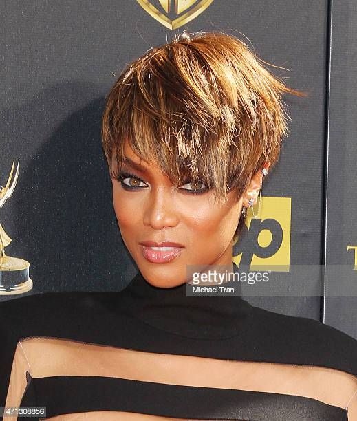 Tyra Banks Awards: Tyra Banks Pictures And Photos
