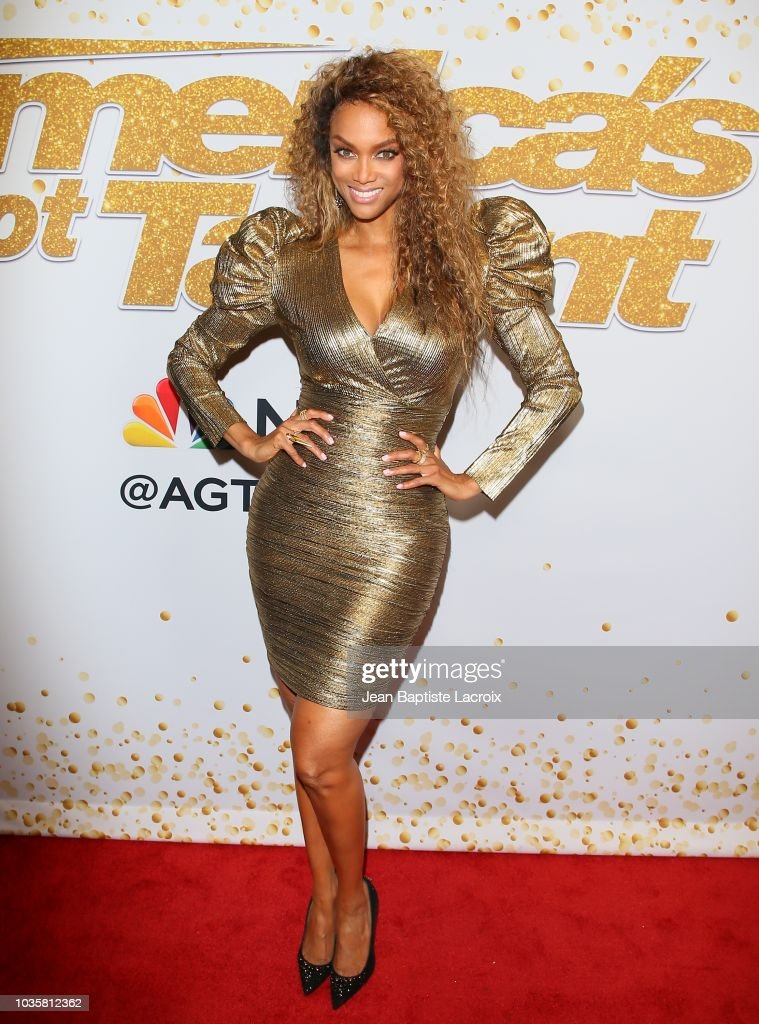 """America's Got Talent"" Season 13 Live Show Red Carpet"