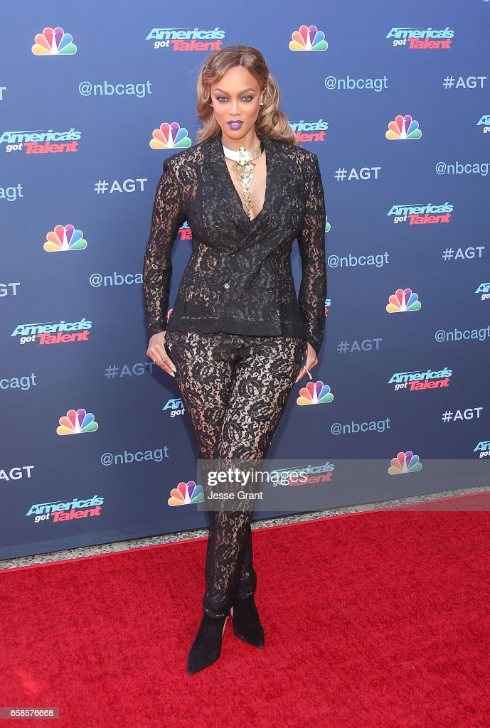 "NBC's ""America's Got Talent"" Season 12 Kickoff - Arrivals : News Photo"