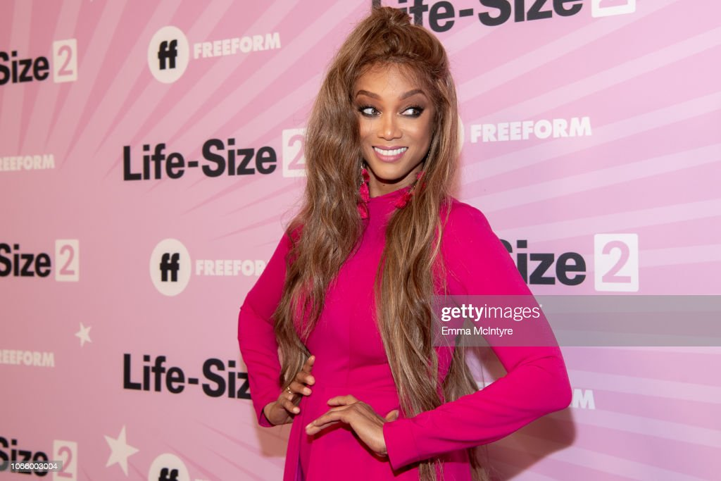 'Life Size 2' World Premiere - Arrivals : News Photo