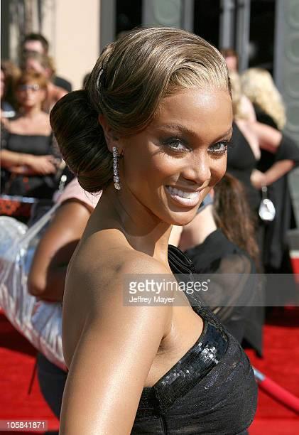 PHOTOS : Tyra Banks Through the Years Photos - ABC News 28