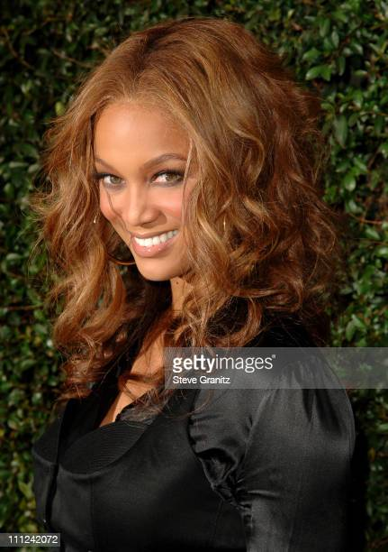 """Tyra Banks during Universal Pictures' """"The Producers"""" World Premiere - Arrivals at Westfield Century City in Century City, California, United States."""
