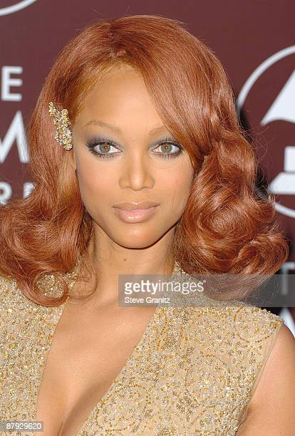 Tyra Banks Photo by SGranitz/WireImage for The Recording Academy