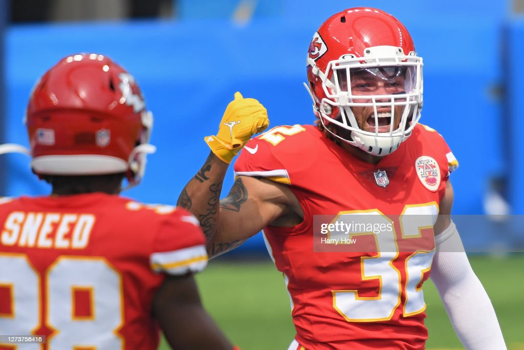 Kansas City Chiefs v Los Angeles Chargers : Nachrichtenfoto