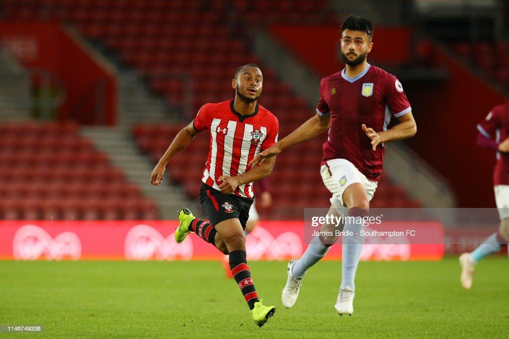 Southampton v Aston Villa: Premier League 2 : News Photo