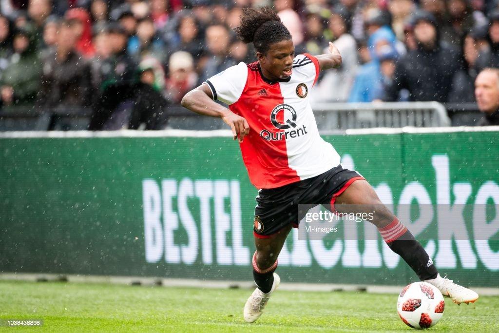 """Dutch Eredivisie""""Feyenoord v FC Utrecht"""" : News Photo"""