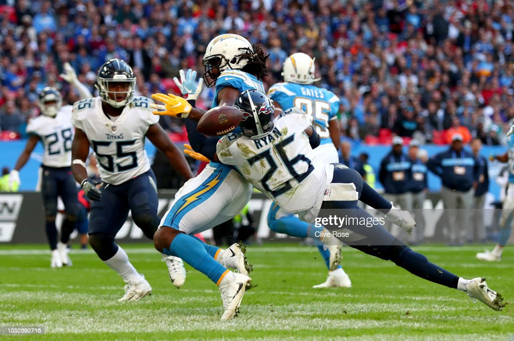 Tennessee Titans v Los Angeles Chargers : News Photo
