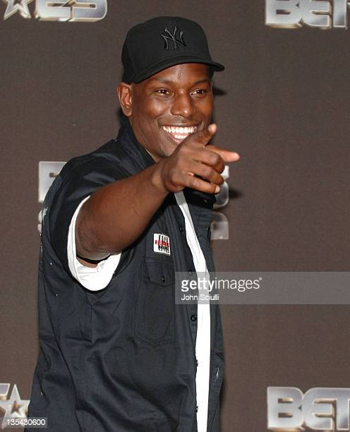 Tyrese at BET's 25th Anniversary premiering on Nov. 1 @ 9p.m. ET/PT