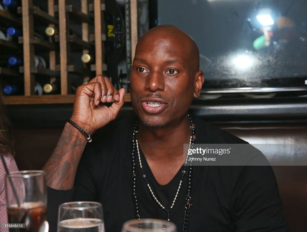 Tyrese attends TGT's '3 Kings' Listening & Intimate Dinner at Philippe Restaurant on July 23, 2013 in New York City.