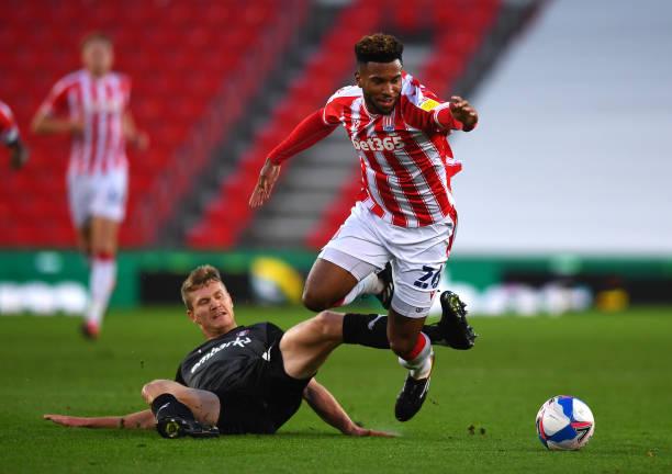 GBR: Stoke City v Rotherham United - Sky Bet Championship