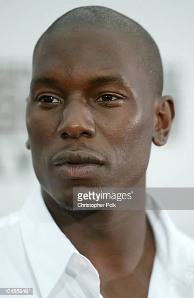 Tyrese during 'Bad Boys II' World Premiere at Mann Village in Westwood California United States