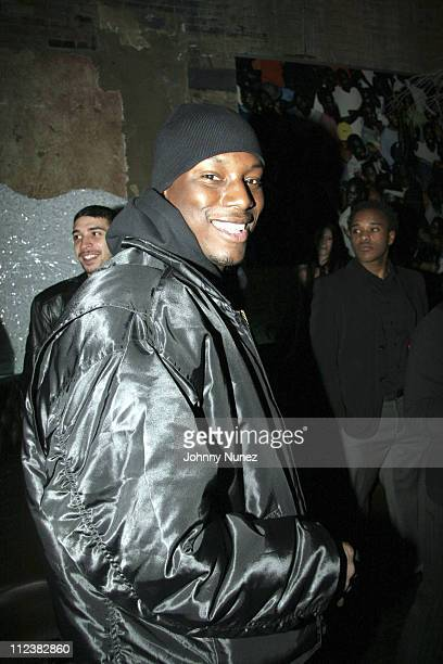 Tyrese during Mary J Blige Album Release Party For 'Break Through' at PM in New York City New York United States