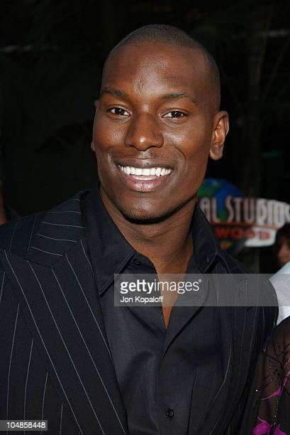 Tyrese during The World Premiere of '2 Fast 2 Furious' at Universal Amphitheatre in Universal City California United States
