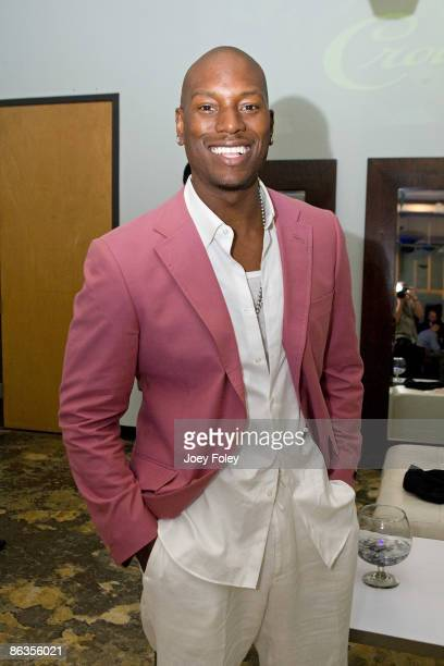 Tyrese Gibson attends the 2nd Annual Derby Spectacular Celebration at Glassworks on May 1, 2009 in Louisville, Kentucky.