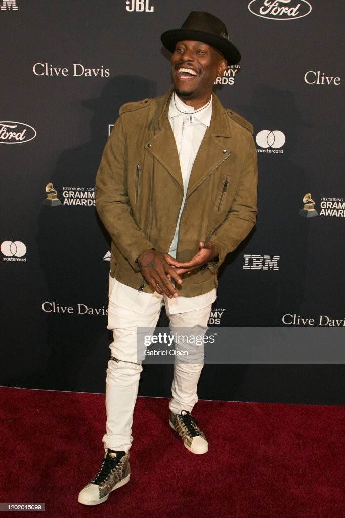 """Pre-GRAMMY Gala and GRAMMY Salute to Industry Icons Honoring Sean """"Diddy"""" Combs - Arrivals : News Photo"""