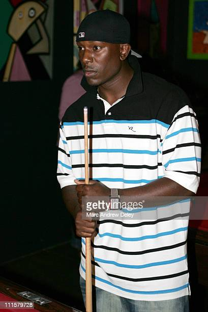 Tyrese Gibson during 'Four Brothers' After Party at Felt Club Boston at Felt Club Boston in Boston Massachusetts United States