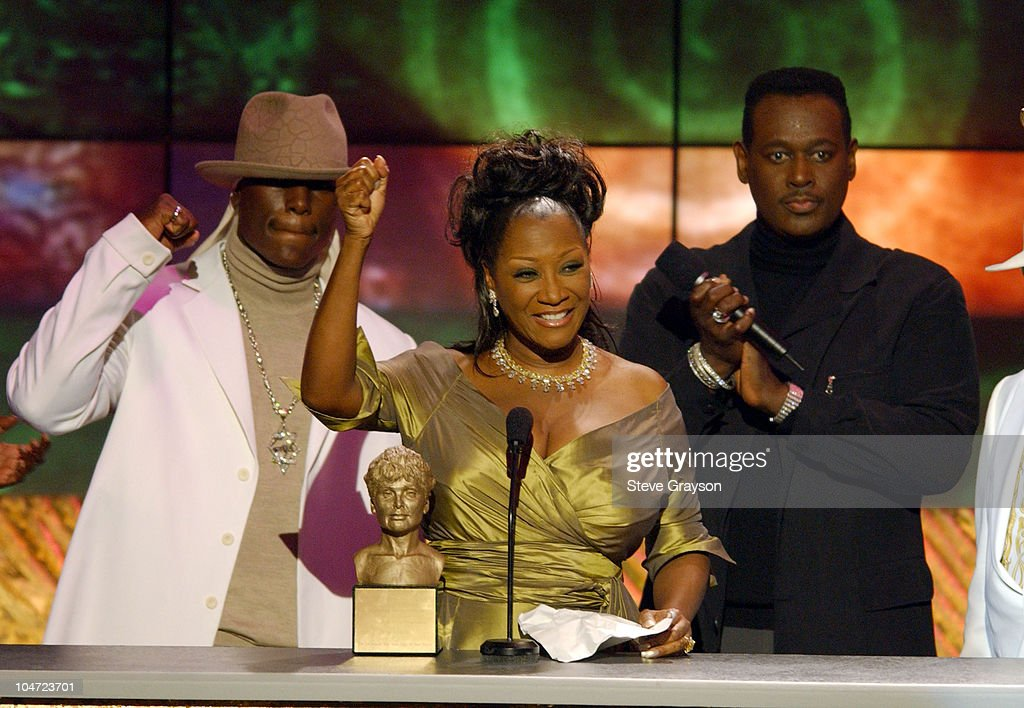The 7th Annual Soul Train Lady Of Soul Awards - Show