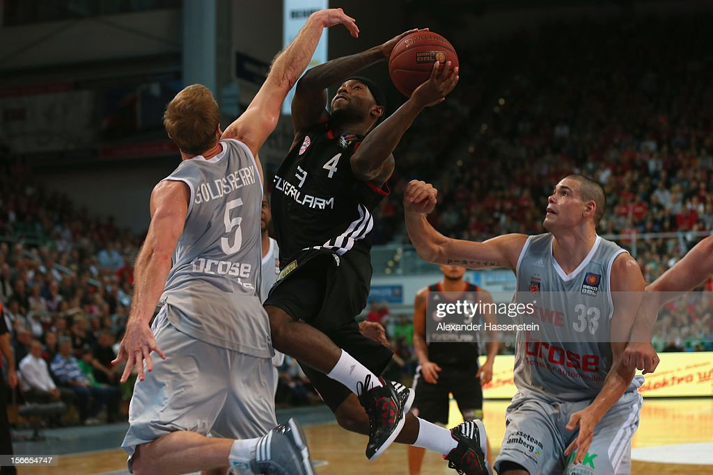 Brose Baskets v FC Bayern Muenchen - BBL