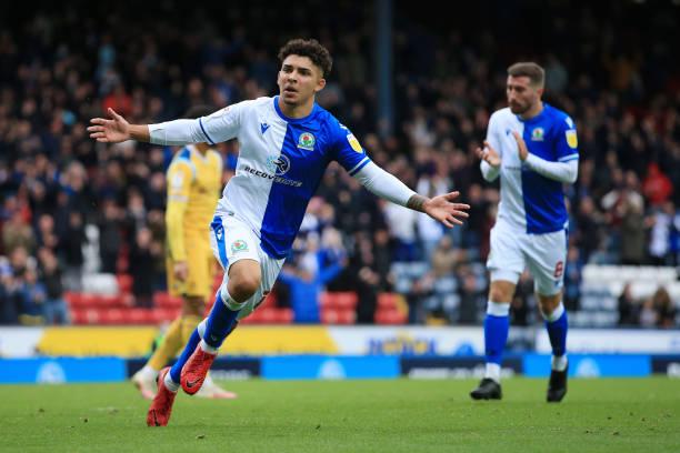 GBR: Blackburn Rovers v Reading - Sky Bet Championship