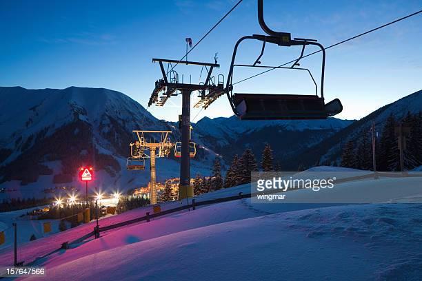 tyrolean ski lift