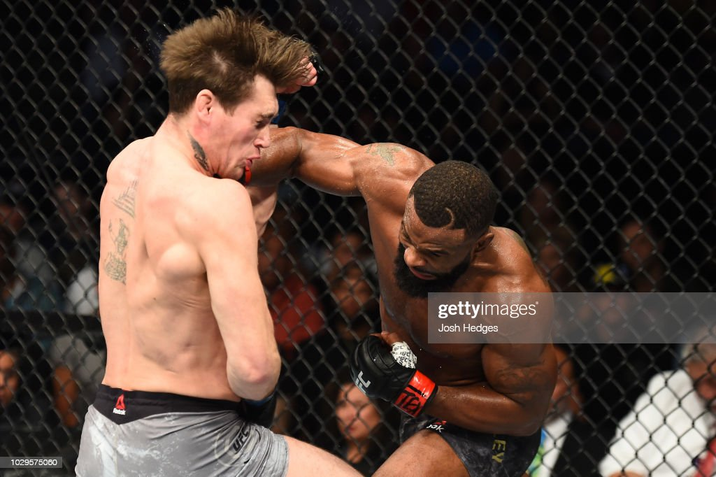 UFC 228: Woodley v Till : News Photo
