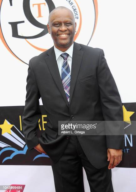 Tyrone Dubose arrives for 2nd Annual HAPAwards held at Alex Theatre on September 30 2018 in Glendale California