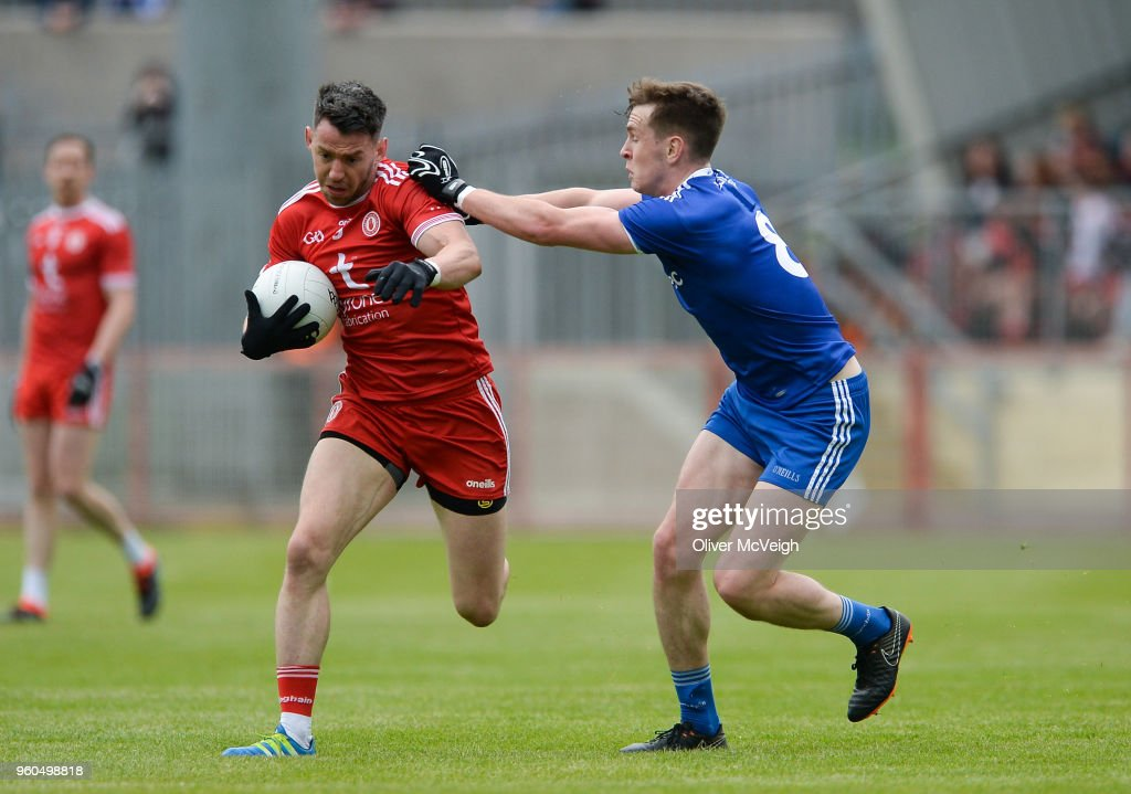 Tyrone v Monaghan - Ulster GAA Football Senior Championship Quarter-Final