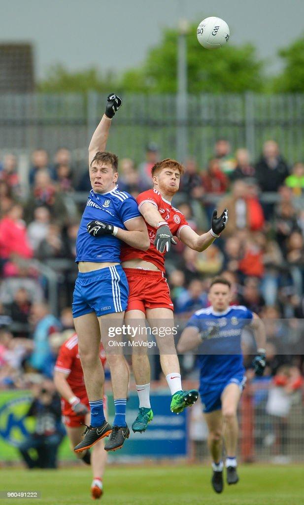 Tyrone v Monaghan - Ulster GAA Football Senior Championship Quarter-Final
