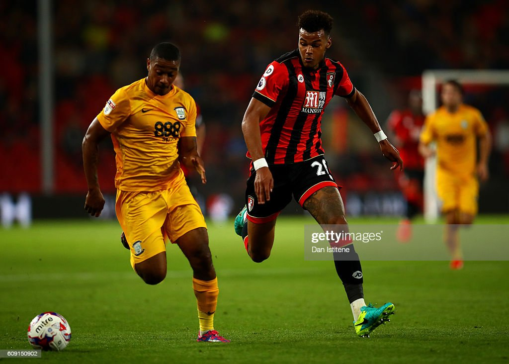 AFC Bournemouth v Preston North End - EFL Cup Third Round