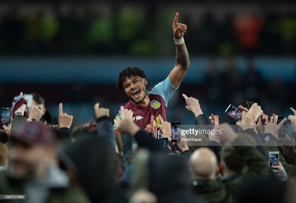 Aston Villa v Leicester City - Carabao Cup: Semi Final : News Photo