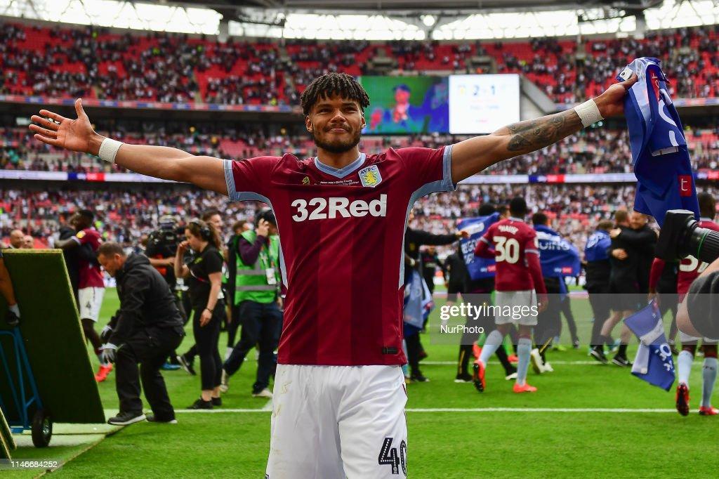 Aston Villa v Derby County - Sky Bet Championship Play-off Final : Fotografía de noticias