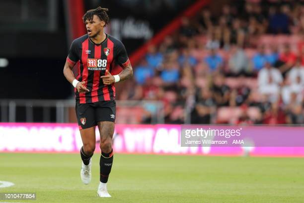Tyrone Mings of Bournemouth during the PreSeason Friendly match between AFC Bournemouth and Real Betis at Vitality Stadium on August 3 2018 in...