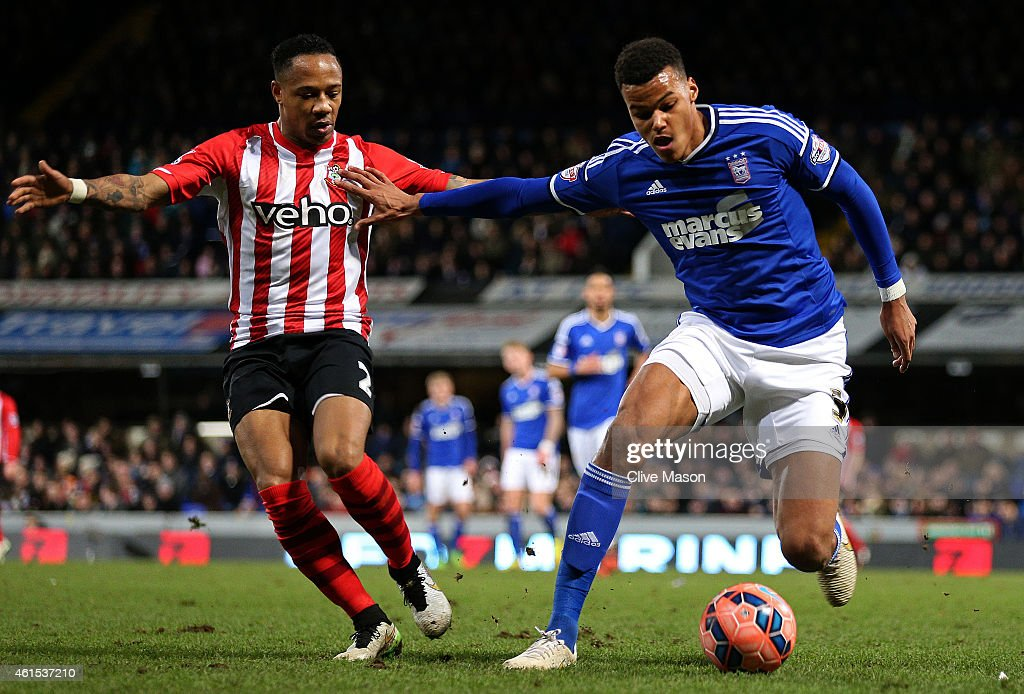 Ipswich Town v Southampton - FA Cup Third Round Replay