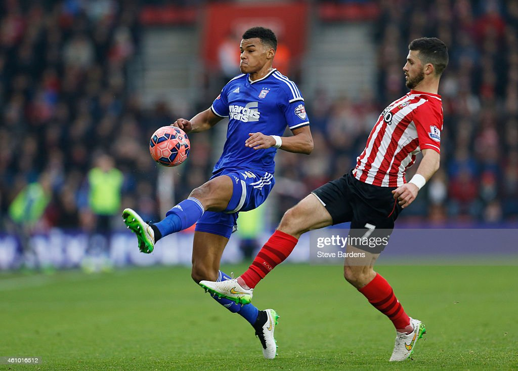 Southampton v Ipswich Town - FA Cup Third Round