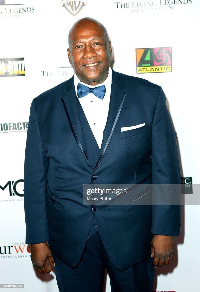 Tyrone Williams arrives at The Living Legends Foundation's 21st annual awards gala - at Taglyan Cultural Complex on October 5, 2017 in Hollywood, California.