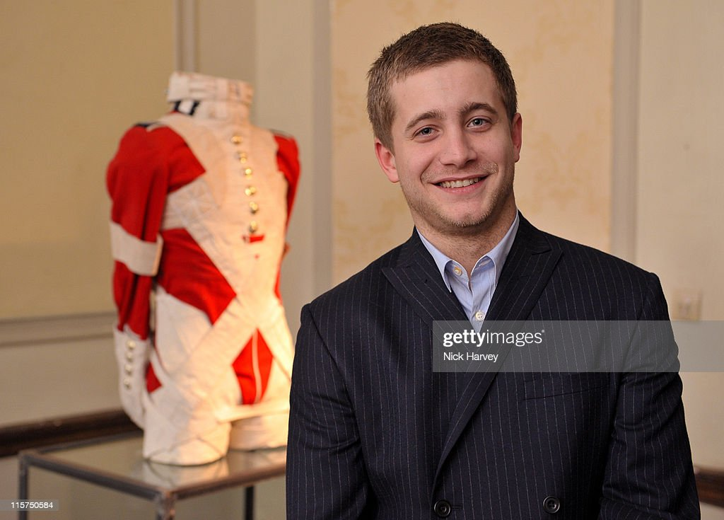 Tyrone Wood attends the opening night of 'The Embassy' exhibition at 33 Portland Place on October 15, 2009 in London, England.