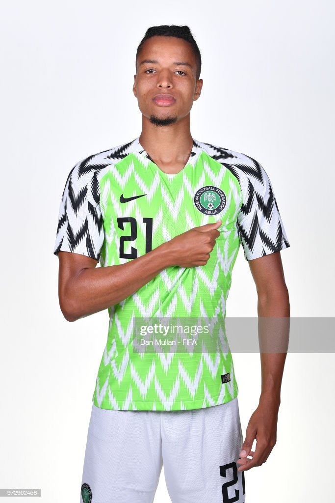 Nigeria Portraits - 2018 FIFA World Cup Russia : News Photo