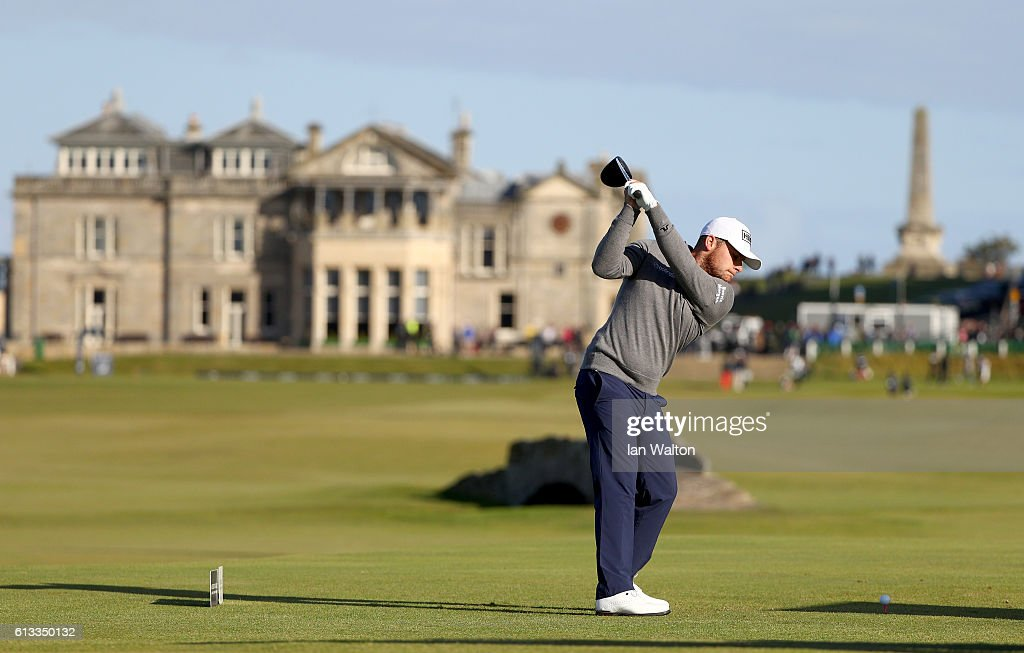 GBR: Alfred Dunhill Links Championship - Day Three