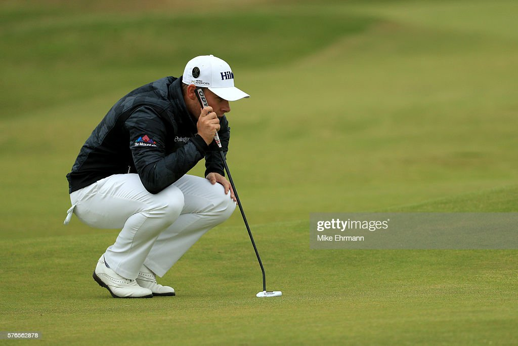 145th Open Championship - Day Three : News Photo