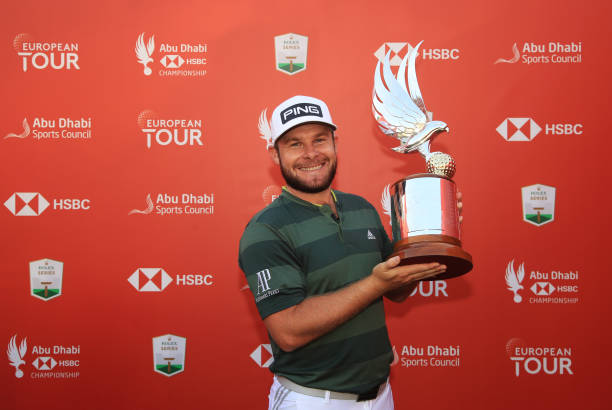 ARE: Abu Dhabi HSBC Championship - Day Four