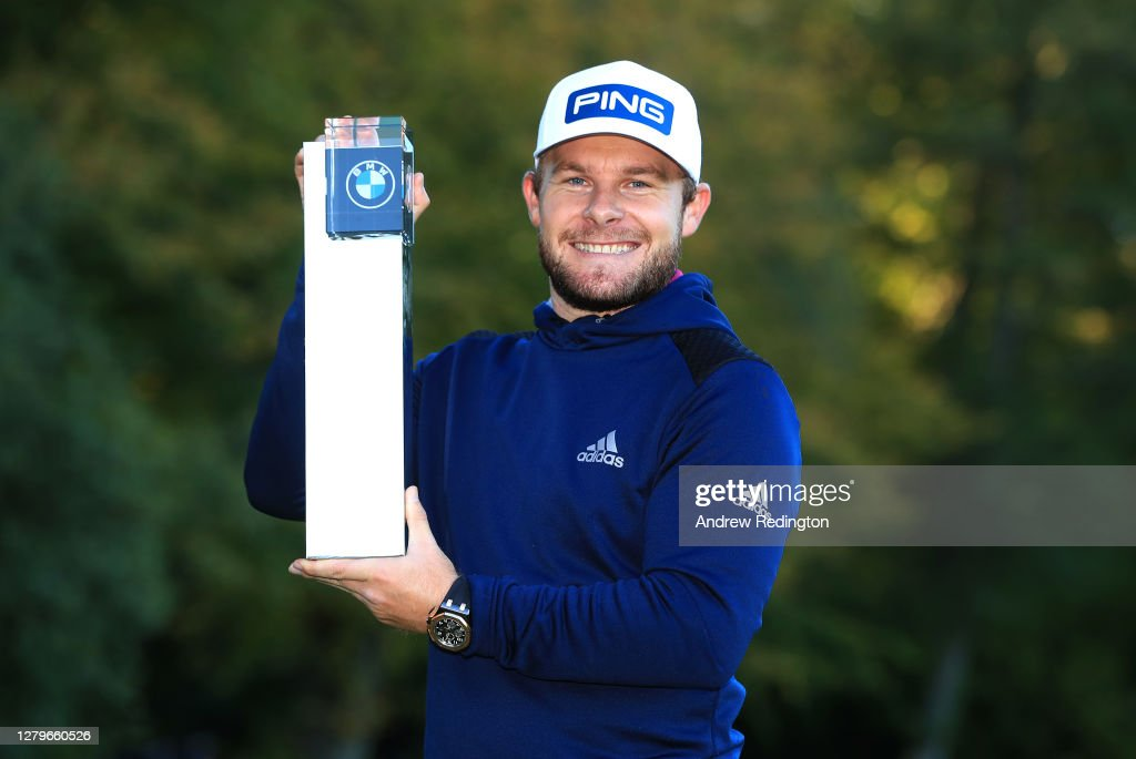 BMW PGA Championship - Day Four : Nachrichtenfoto