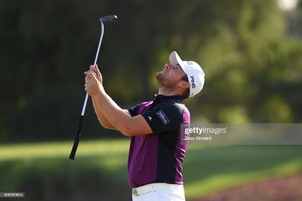 DP World Tour Championship - Day Four