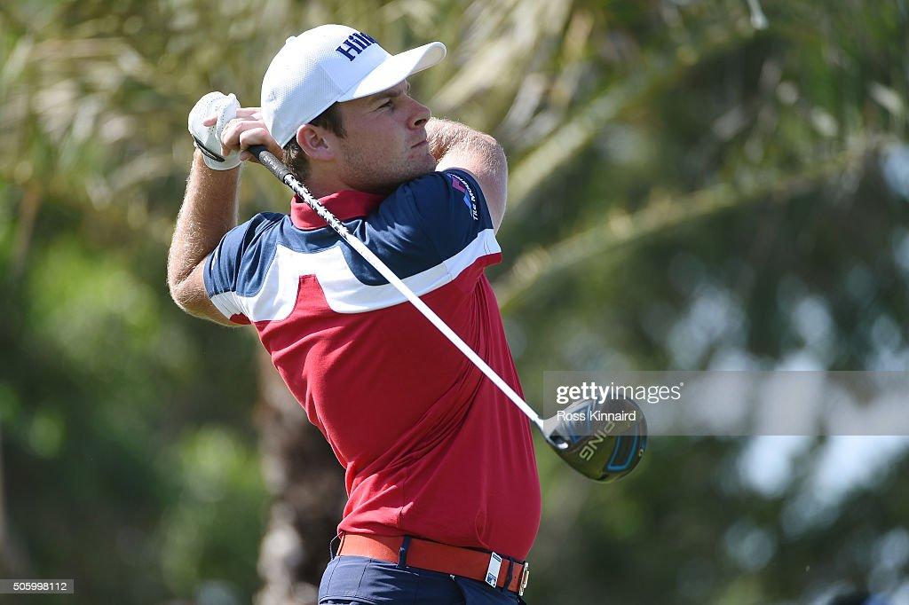 Abu Dhabi HSBC Golf Championship - Day One : News Photo