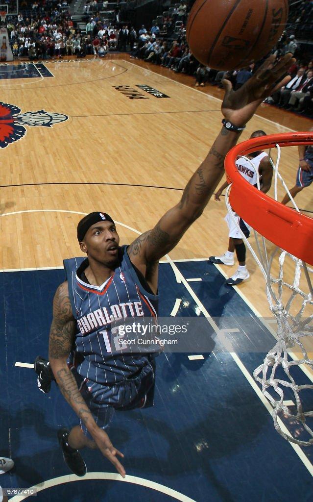 Charlotte Bobcats v Atlanta Hawks