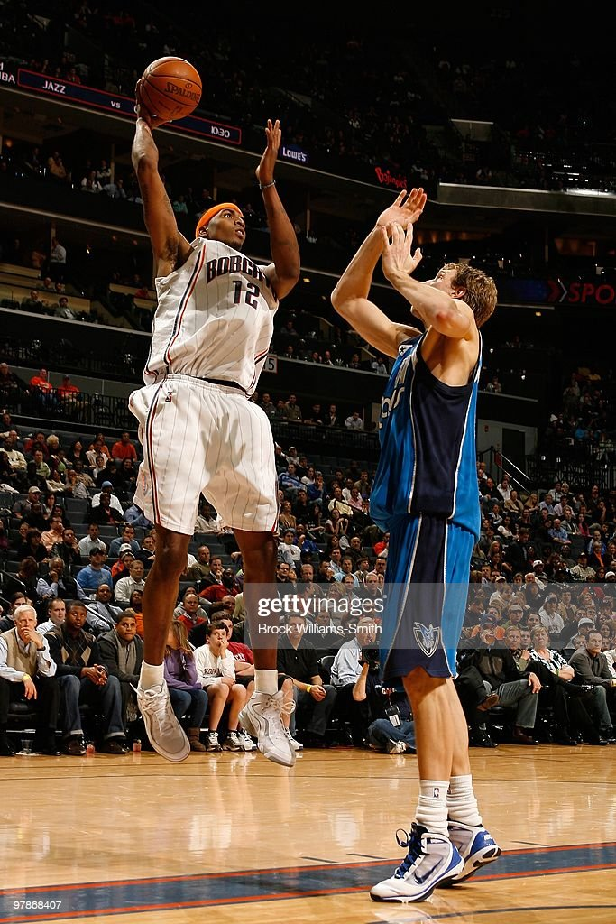 Dallas Mavericks v Charlotte Bobcats