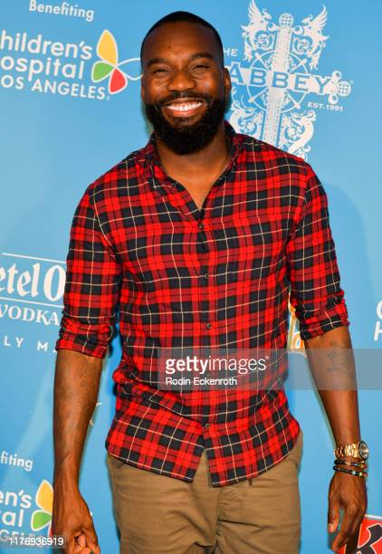 Tysen Knight attends the Children's Hospital of Los Angeles Christmas In September Toy Drive at The Abbey on September 24 2019 in West Hollywood...