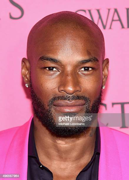 Tyson Beckford attends the 2015 Victoria's Secret Fashion After Party at TAO Downtown on November 10 2015 in New York City